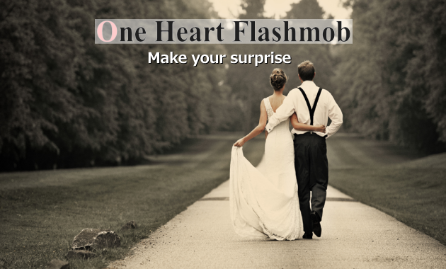 One Heart Flashmob